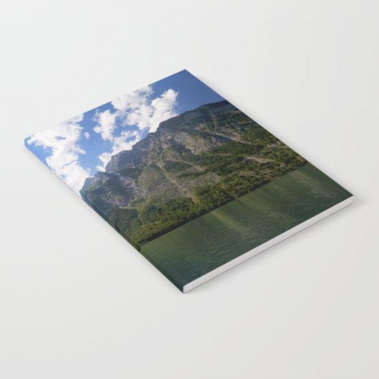 Bavaria - Alpes- Mountains Koenigssee Lake Notebook