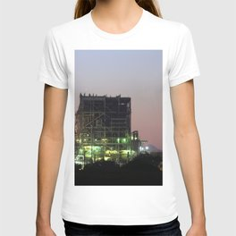 Power Station Lights T-shirt