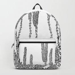 Club moss Backpack