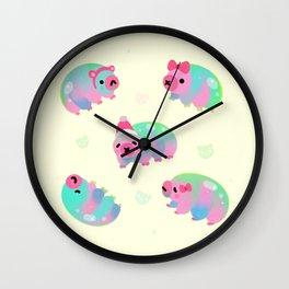 Water Bear(Tardigrades) Wall Clock