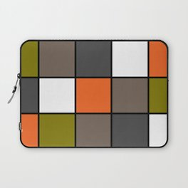#Colorful #squares Laptop Sleeve