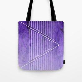 Disrupt - Purple Tote Bag