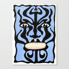 Queequeg Canvas Print