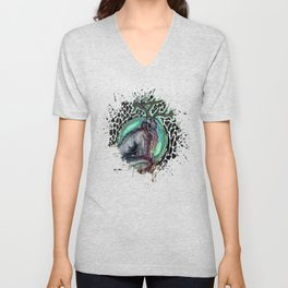 Curse of the Wendigo Unisex V-Neck
