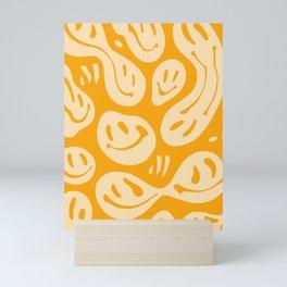 Liquify Honey Mini Art Print