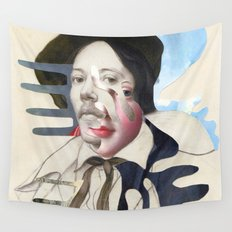 Composition 480 Wall Tapestry