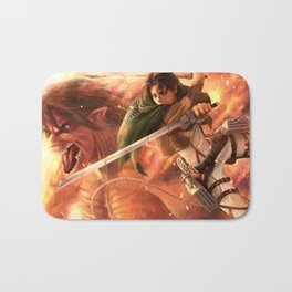 Captain Levi Bath Mat