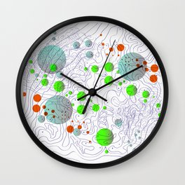 physiology Wall Clock