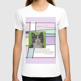 Cat Quote T-shirt