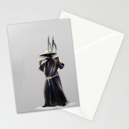 character study 6 Stationery Cards