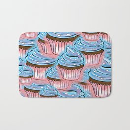 Lots of Cup Cakes Bath Mat