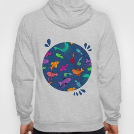 extraordinary sea creatures Hoody