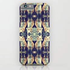 Foxes on Repeat Slim Case iPhone 6s