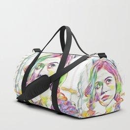 Holland Rodin (Creative Illustration Art) Duffle Bag
