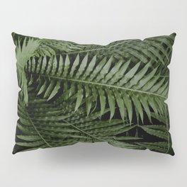 Tropical leaves 02 Pillow Sham