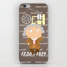 James Watt iPhone & iPod Skin