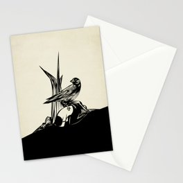 Crows must never win Stationery Cards