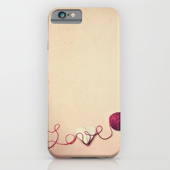 Love Heart iPhone & iPod Case
