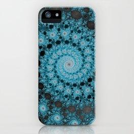 Fractal Eddy iPhone Case