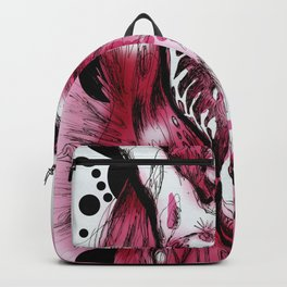 Syrup Of Madness Backpack