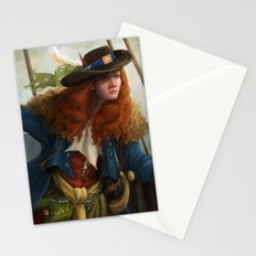 Pirate Queen Stationery Cards