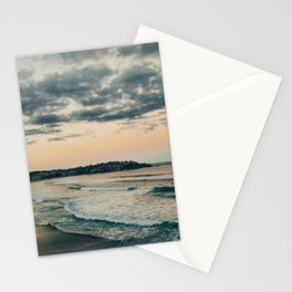 Australian landscapes - Bondi Beach Stationery Cards