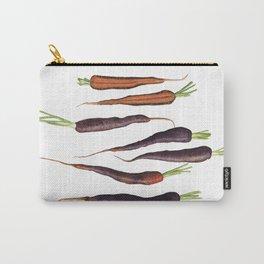 Purple Haze Carrots Carry-All Pouch