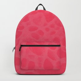 Pattern SPOTS Pinkish Backpack