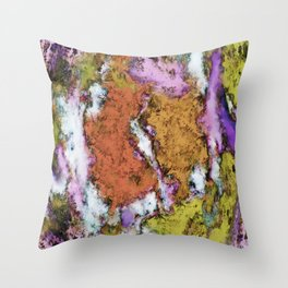 Close proximity 2 Throw Pillow