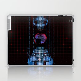 Virtual Data Earth Laptop & iPad Skin