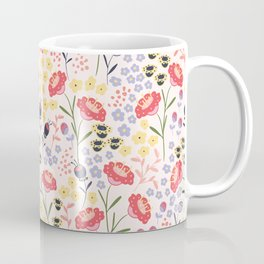 Haille's Bouquet Coffee Mug