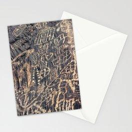 Petroglyphs Stationery Cards