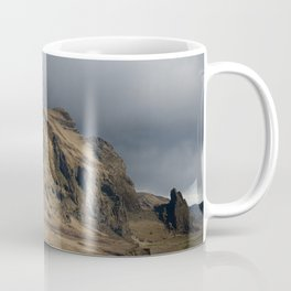 Church in Vik Iceland Coffee Mug