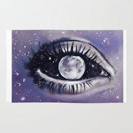 moony eye Rug