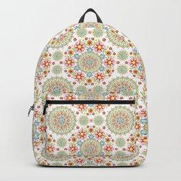Flower Crown Carnival Backpack