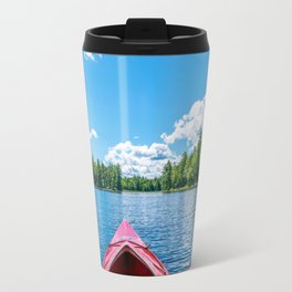 Just Keep Paddling Travel Mug