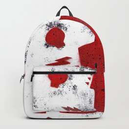 The Red Guitar Backpack