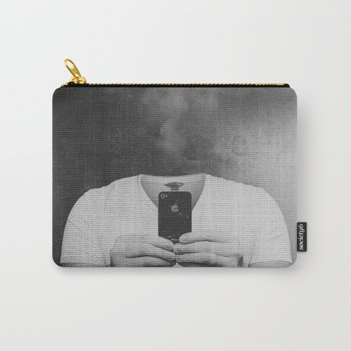 Unselfie Carry-All Pouch