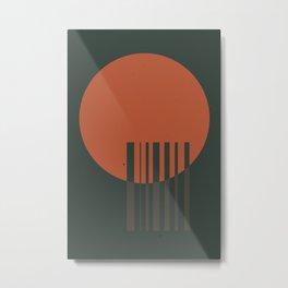 Papercuts VII Metal Print