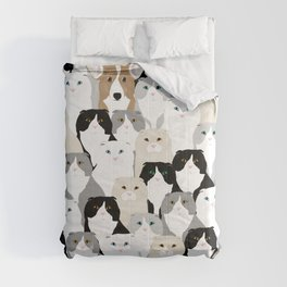 Cats and Dog Comforters