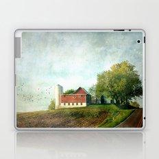 Rural Morning Laptop & iPad Skin