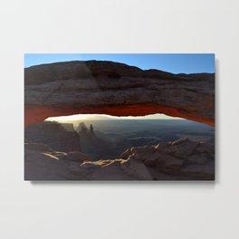 Mesa Arch - Canyonlands Metal Print