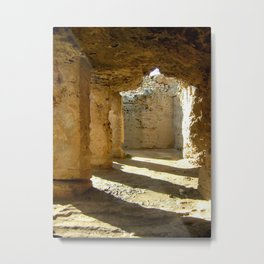 Ancient Greece Travel Photograph Print Metal Print