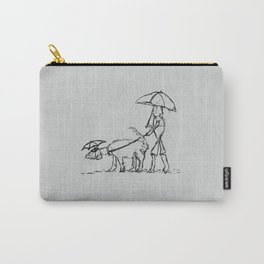 The Dog Walker Carry-All Pouch