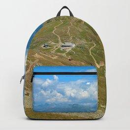 fisser yoke alps panorama serfaus fiss ladis tyrol austria europe Backpack