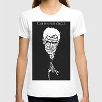 true detective T-shirts featuring True Detective by Grownup Kids