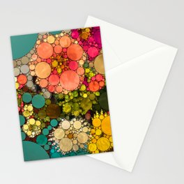 Perky Flowers! Stationery Cards