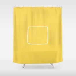 Earth - Minimal FS - by Friztin Shower Curtain