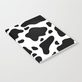 Cow Hide Notebook
