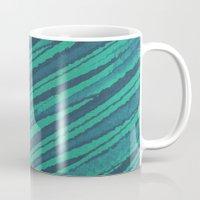 rocks Mugs featuring rocks by spinL
